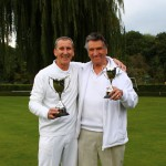 The Handicap Championship winner and runner up